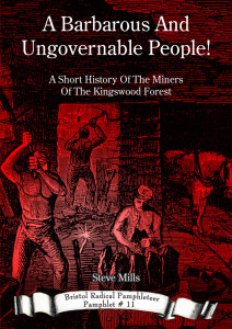 Barbarous And Ungovernable People Font Cover