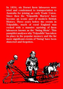 Tolpuddle And Swing Back Cover