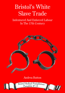 Bristol's White Slave Trade Front Cover