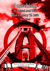 Anarchism in Bristol and the West Country Front Cover