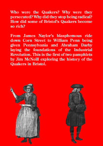The Peculiar History Of The Sect Known As The Quakers Back Cover