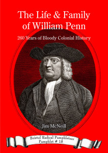 The Life & Family of William Penn Front Cover