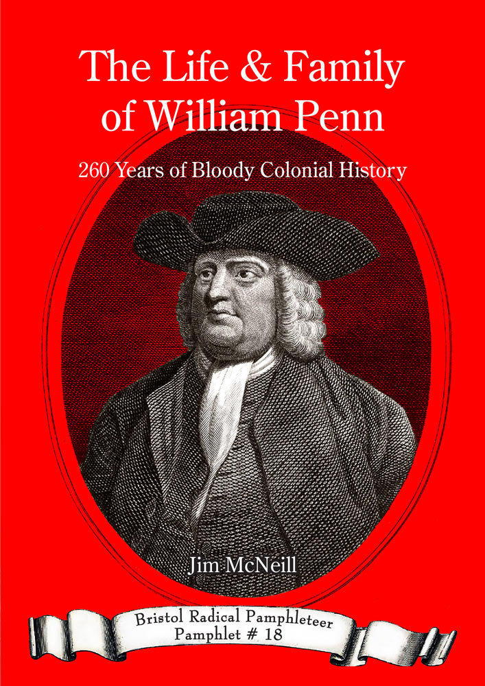 the life of william penn Admiral sir william penn was a distingmshed officer under the parliament, and was entrusted with the command of the fleet sent by cromwell against.