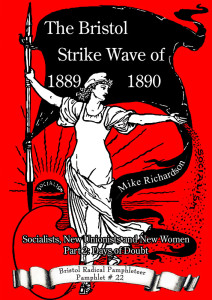 The Bristol Strike Wave of 1889-1890 Front Cover