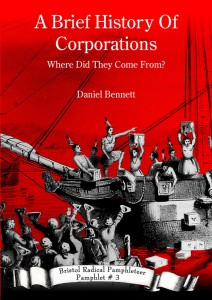 A Brief History Of Corporations Front Cover