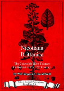 Nicotiana Brittanica Front Cover