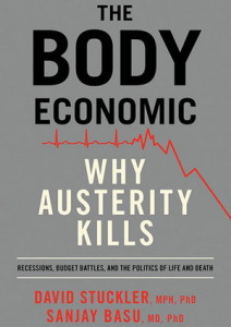 The Body Economic Cover
