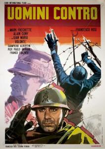 Uomini Contro poster