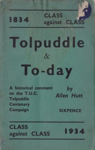 Tolpuddle & Today