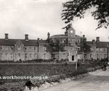 Eastville Workhouse c. 1905.
