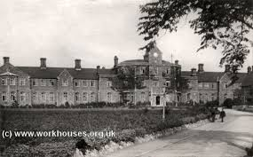 Eastville Workhouse c. 1905.