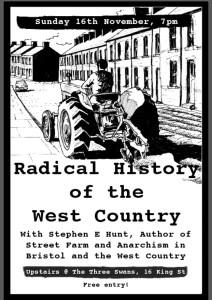 Radical history at Frome 16 Nov 2014