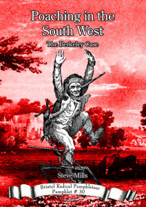 Poaching in the South West Front Cover