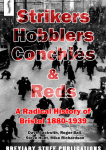 Strikers, Hobblers, Conchies & Reds Front Cover