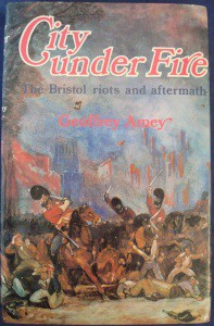 City under fire cover