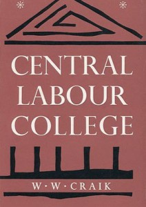 Central Labour College Cover