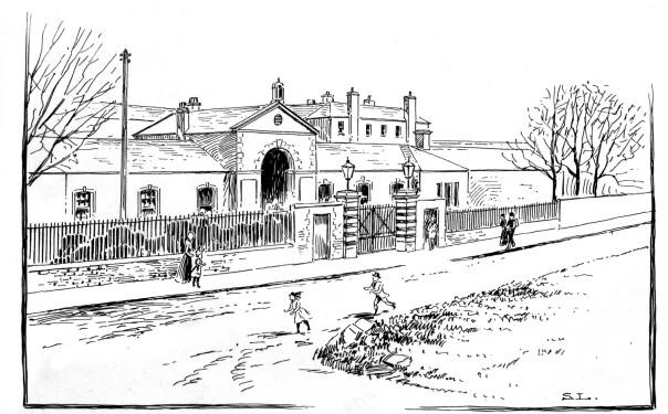 Stapleton Workhouse by Samuel Loxton