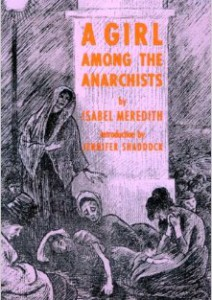 A Girl Among the Anarchists Cover
