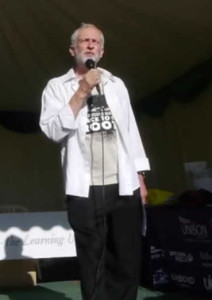 Jeremy Corbyn at Tolpuddle 2015