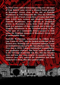 100 Fishponds Rd. Back Cover