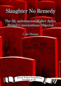 Walter Ayles Front Cover