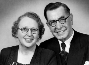 Walter and Jane Ayles