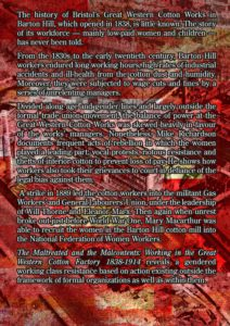 The Maltreated and the Malcontents Back Cover