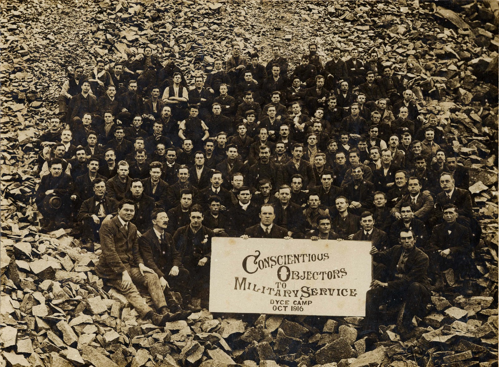 conscientious objectors