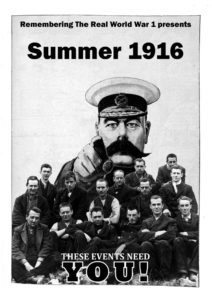 Summer 1916 Programme Page 1
