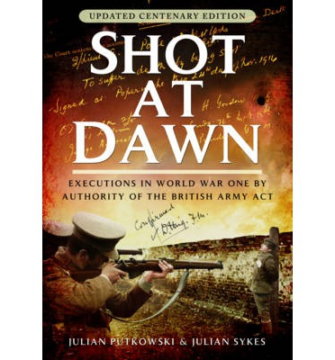 Shot At Dawn Cover