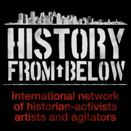 History From Below Network Logo