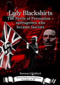 Lady Blackshirts Front Cover