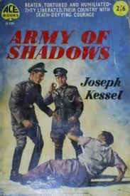 Front cover of Army of Shadows