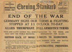 Evening Standard 1918