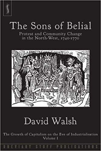 The Sons of Belial Cover