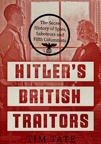 Hitler's British Traitors Cover