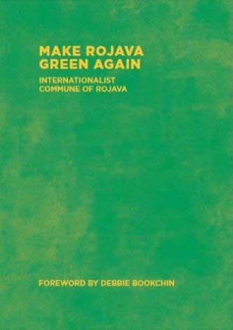 Make Rojava Green Again Cover