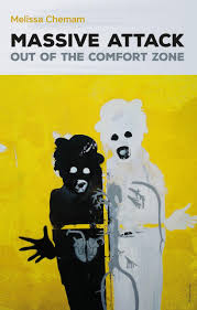 Massive Attack: Out of the Comfort Zone Cover