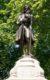 Colston's statue in Bristol's center.