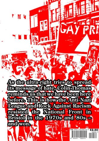 Facing up to the Fascists Back Cover