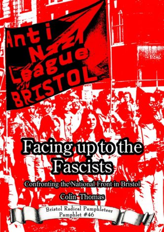 Facing up to Fascists front cover