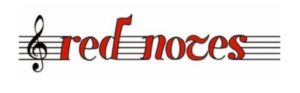 Red Notes Choir logo