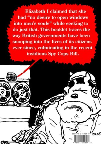 State Snooping Back Cover